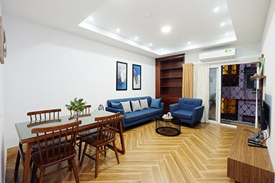 Cozy 1-bedroom apartment for rent in the heart of Hanoi city center