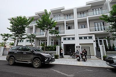 Cozy and new 05BRs house in K block Ciputra, unfurnished