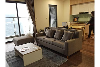 Cozy apartment for rent in Imperia Garden, Thanh Xuan Dist, Hanoi