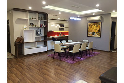 Ngoai Giao Doan: Impressive 04BRs apartment at Taseco building, high floor