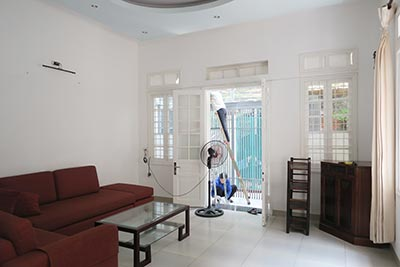 Furnished 02 bedroom house in the heart of Tay Ho - WestLake to rent