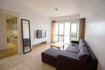 Golf course view Apartment with 03 bedroom in P block, Ciputra, new renovated