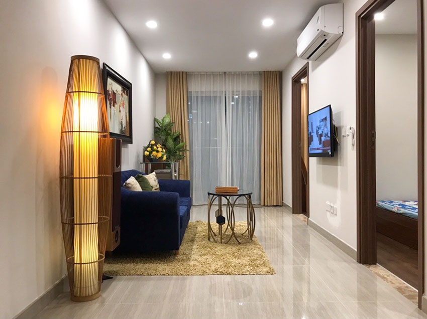Good 02 bedroom apartment in L3 Ciputra, high floor, low price 11
