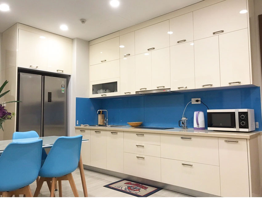 Good 02 bedroom apartment in L3 Ciputra, high floor, low price 4