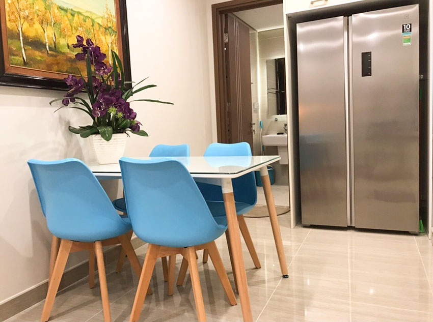 Good 02 bedroom apartment in L3 Ciputra, high floor, low price 5