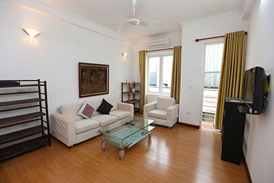 Large, cozy one-bedroom apartment near West Lake