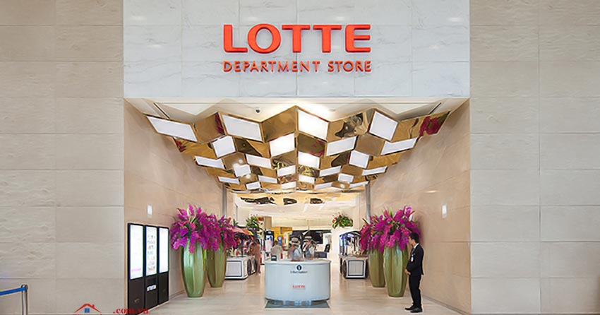 Lotte Hanoi - Serviced Apartments with shopping center