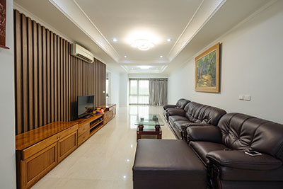 Modern and like new Ciputra Apartment with 3 bedrooms in P block