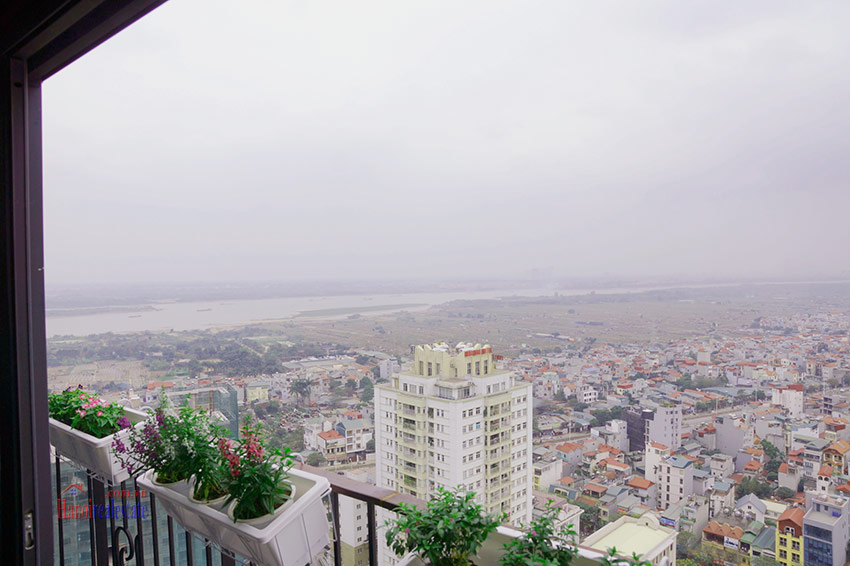 PentStudio: Modern style 01BR duplex on high floor with River view 6