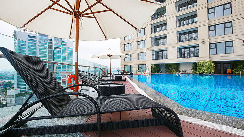 Shocking priced apartment at D'. Le Roi Soleil, with outdoor and indoor pool 1