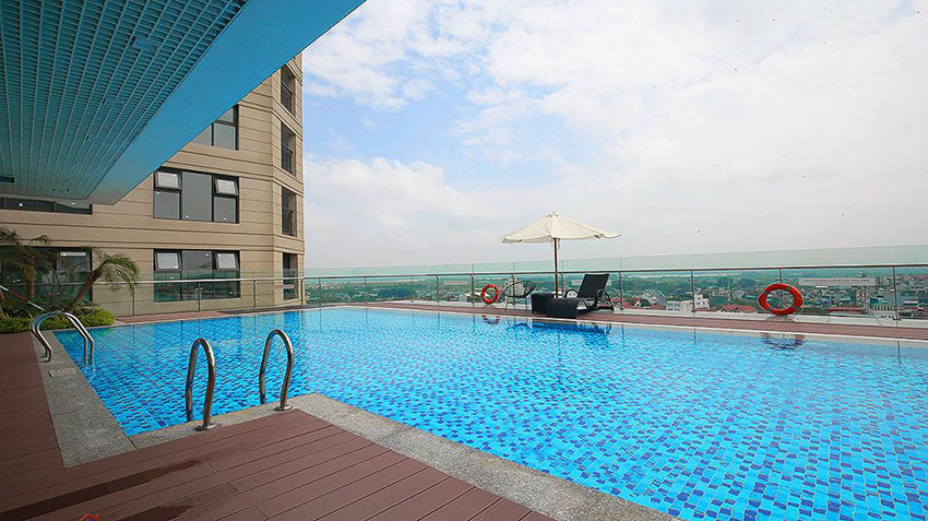 Shocking priced apartment at D'. Le Roi Soleil, with outdoor and indoor pool 2