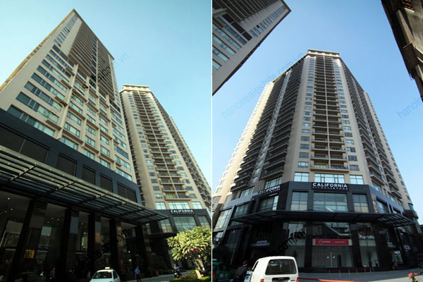 Sky City Tower Hanoi