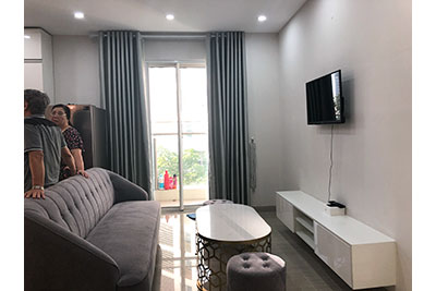 Spacious and modern 02 bedroom apartment in L block, Ciputra