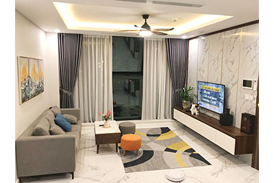 Sunshine City: brandnew, city view 02 bedroom apartment for rent