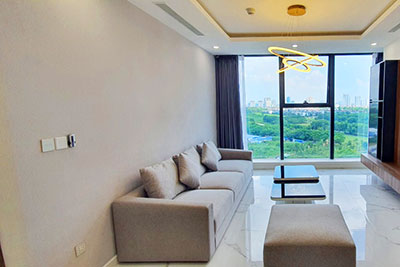 Sunshine City: nice, new 03 bedroom apartment, 107 sq m for rent