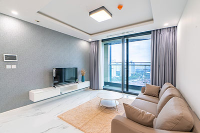 Sunshine City: spectacular city view 02 bedroom apartment for rent