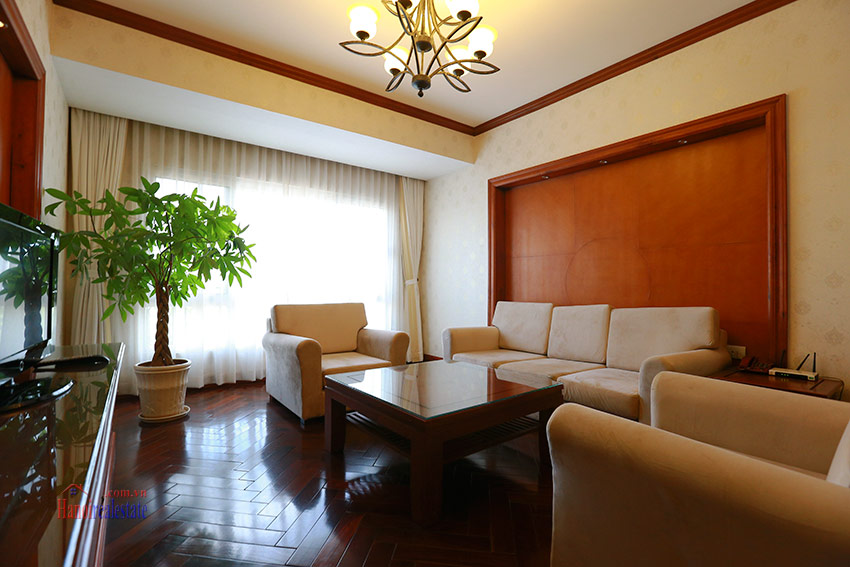 Thien Thai Residence: Elegant 03BRs apartment on Tay Ho Rd, swimming pool 1
