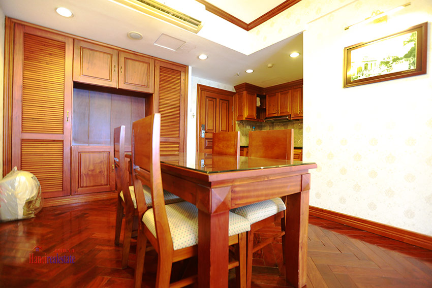 Thien Thai Residence: Elegant 03BRs apartment on Tay Ho Rd, swimming pool 4