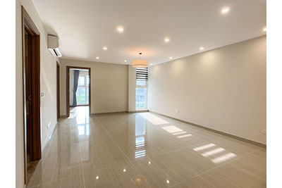 Unfurnished apartment in L4 Ciputra with 03 bedrooms, brandnew