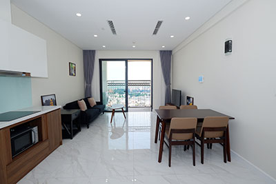 Westlake and city view 2-bedrooms apartment at D'Eldorado