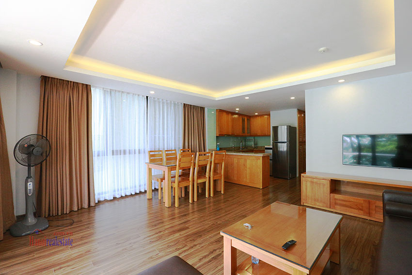 WestLake full screen 2 bedroom apartment on Nhat Chieu Street, huge balcony 2