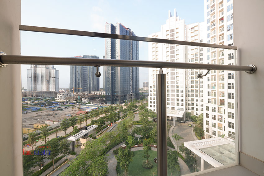 Wonderful 03 bedroom apartment in L Block Ciputra, high floor, quiet and green area 11