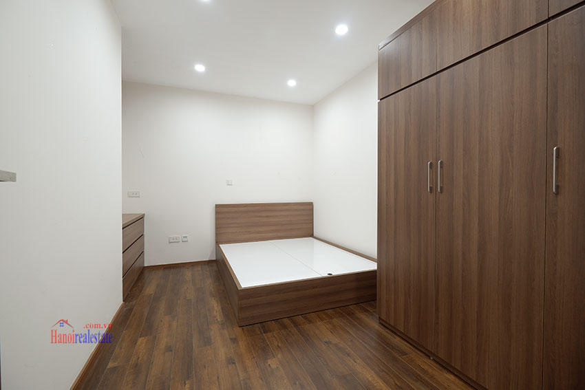 Wonderful 03 bedroom apartment in L Block Ciputra, high floor, quiet and green area 19