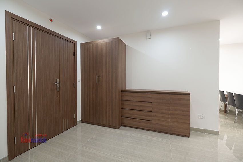 Wonderful 03 bedroom apartment in L Block Ciputra, high floor, quiet and green area 21