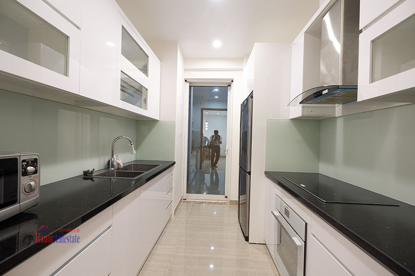 Wonderful 03 bedroom apartment in L Block Ciputra, high floor, quiet and green area 23