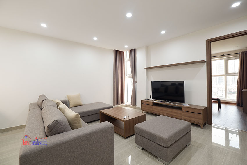 Wonderful 03 bedroom apartment in L Block Ciputra, high floor, quiet and green area 5