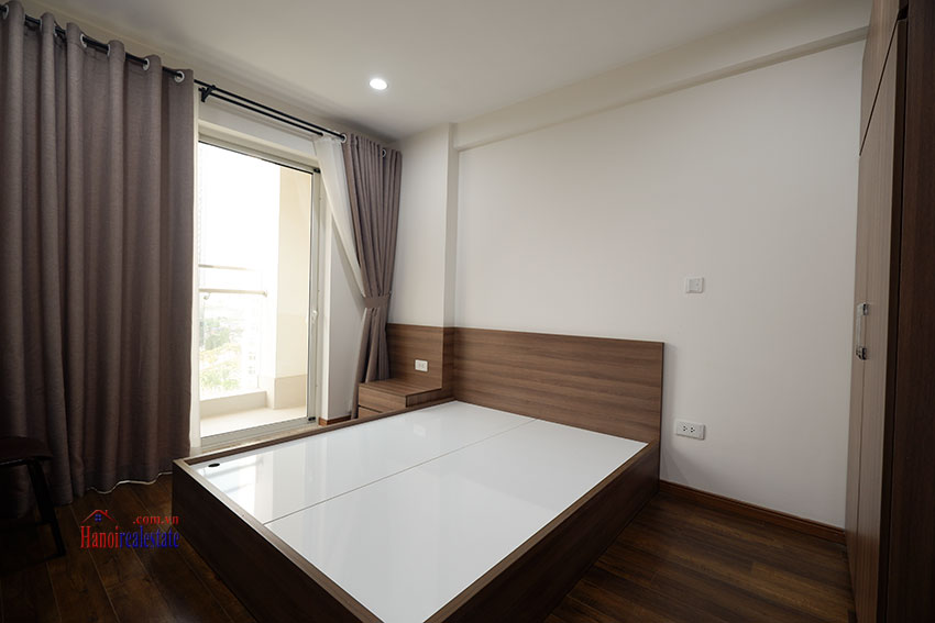 Wonderful 03 bedroom apartment in L Block Ciputra, high floor, quiet and green area 8